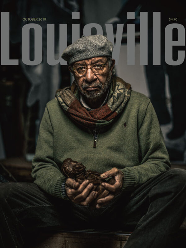 Louisville Magazine October 2019 cover
