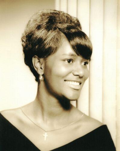 Sadiqa Reynolds' mother
