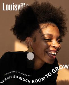 Louisville Magazine 2020 No. 6 cover 10/26