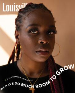 Louisville Magazine 2020 No. 6 cover 11/26
