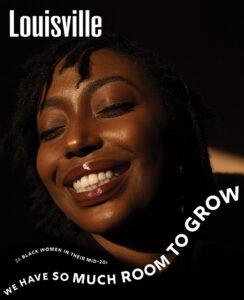 Louisville Magazine 2020 No. 6 cover 24/26
