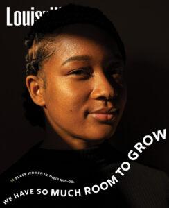 Louisville Magazine 2020 No. 6 cover 25/26