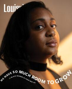 Louisville Magazine 2020 No. 6 cover 3/26