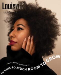 Louisville Magazine 2020 No. 6 cover 4/26