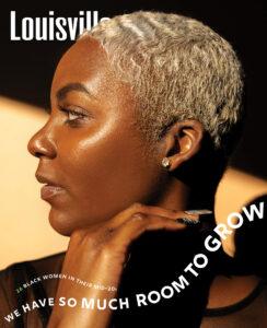 Louisville Magazine 2020 No. 6 cover 6/26
