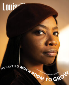 Louisville Magazine 2020 No. 6 cover 7/26