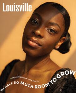 Louisville Magazine 2020 No. 6 cover 8/26