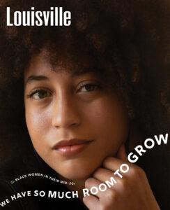 Louisville Magazine 2020 No. 6 cover 9/26