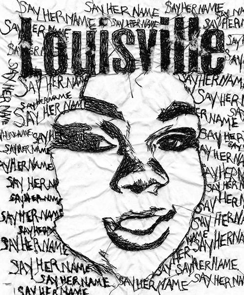 Louisville Magazine's 2020 No 5 cover