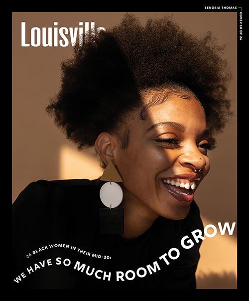Louisville Magazine's 2020 No 6 cover