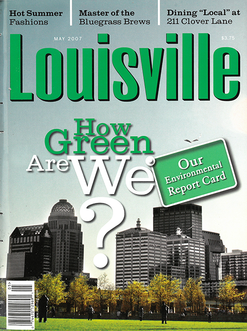 Louisville Magazine May 2007 cover
