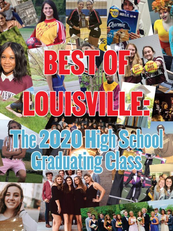 Best of Louisville: The 2020 High School Graduating Class
