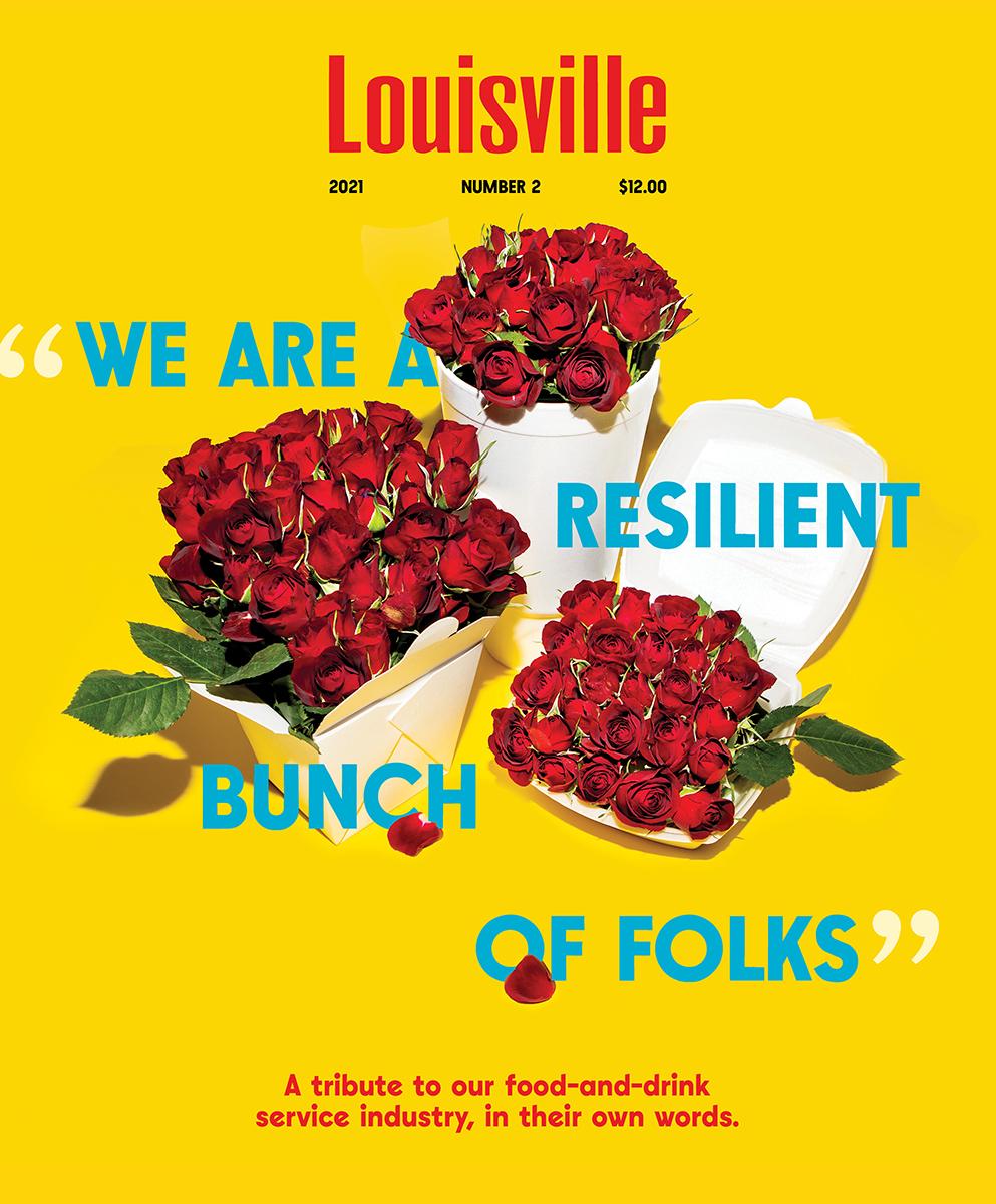 Louisville Magazine 2021 No. 2 cover